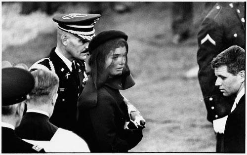 jackie kennedy death. of Jacqueline Kennedy in