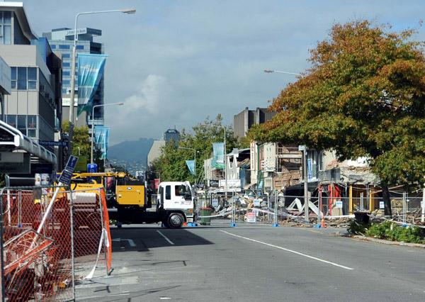 Christchurch Photo John Bassett